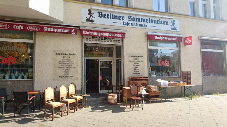 Antiquitäten-Laden Berliner-Sammelsurium in Berlin-Charlottenburg